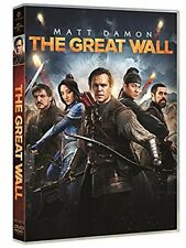 Dvd The Great Wall - (2017)  ......NUOVO