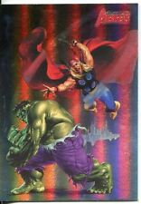 The Complete Avengers Earths Mightiest Heroes Chase Card MH8