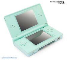 Nintendo DS - Konsole Lite #türkis + Stromkabel sehr guter Zustand