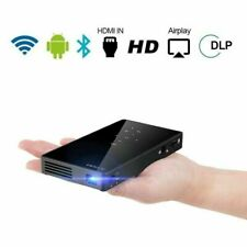 Mini 3000Lumens DLP Android Wifi Home Theater Projector HD 1080P Cinema HDMI In