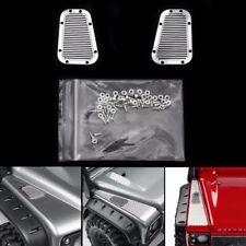 Metal Hood Air Vent For Traxxas 1/10 TRX4 RC Car Upgrade Decoration Part