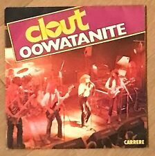 Vinyle 45 Tours - Clout - Oowatanite - 49555 - EP Rpm