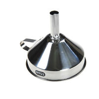 15/13/11cm Stainless Steel Wide Mouth Liquids Funnel Detachable Strainer FilRDFD