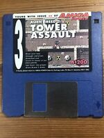 Amiga Power Magazine cover disk 42 Alien Breed 2 Tower Assault TESTED WORKING