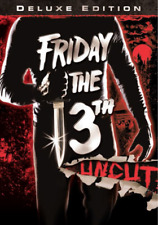 Friday the 13th (DVD) • NEW • Halloween, Horror