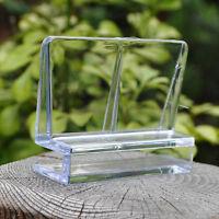 4x Aquarium Tank Clip Halter Halterung Klemme für Glas Abdeckung Acryl NEU&