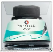 Botella Tintero Sheaffer Skrip turquoise 50ml Bottled Ink turquesa