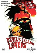 Devils Island Lovers DVD