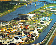 "Expo 67 Montreal - giant 18"" X 24"" colour poster - 50th Anniversary!"
