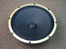 "12"" 16 ohm Woofer with Alnico Magnet / parts from Hammond M-111 organ"