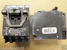 ITE SIEMENS Quad 2 POLE 40/20 AMP Q QT Q24020 CIRCUIT BREAKER