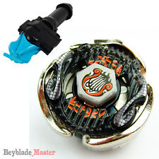 Fusion METAL Beyblade Masters BB116B SCREW LYRA+BLUE STRING LAUNCHER+GRIP
