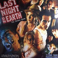 Last Night On Earth The Zombie Game RPG 2007 Flying Frog Productions Soundtrack