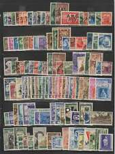 A8621: Trieste, Italy Stamp Collection; CV $1200