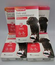 Beaphar Floh- und Zeckenhalsband für Große Hunde - 65 cm