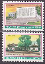 KOREA Pn. 1980 MNH** SC#1914/15 set,  Chongsan-ri.