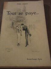 Pierre L'Ermite: tout se paye.../ Maison de la Bonne-Presse