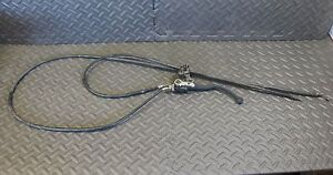 YAMAHA Banshee clutch cable & perch lever & emergency brake cable 1987-2006