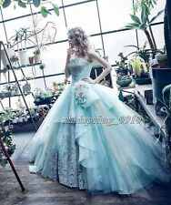 New Formal Prom Quinceanera Dress Party Pageant Ball Dresses Bridal Wedding Gown