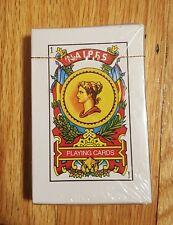 1 Deck Spanish Playing Cards Puerto Rico 50 Baraja Espanola BRISCAS NAIPES Tarot