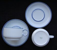 Thomas Trend Inspiration Blue Basic Gedeck 3 teilig  TOP