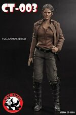 CAT TOYS Walking Dead CAROL w/ Head Set 1/6 Fit for Phicen Kumik Female Body