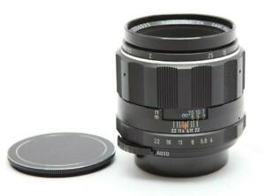 Excellent Pentax 50mm F4.0 Super Macro Takumar M42 Screwmount Lens #32147