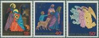 New Zealand 1985 SG1376-1378 Christmas set MNH