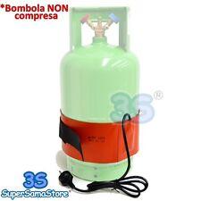 3S FASCIA BENDA RISCALDANTE per BOMBOLE GAS REFRIGEANTE ELETTRICA e TERMOSTATA