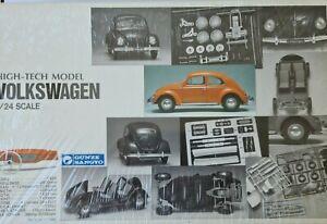 Gunze Sango High Tech 1/24 Volkswagen Model Kit