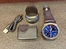 Samsung Galaxy Bluetooth Watch S3 Frontier SM-R765V Scratched Bezel