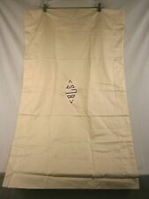 "Company Store 500Tc Supima Sateen Pillow Sham King Ivory ""Bls"" 661R Nx10"