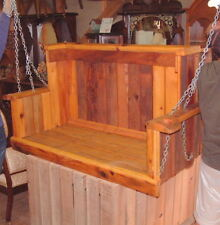 Porch Swings, from Appalachian Mountains 4 Ft X 3 Ft Wood Apple Crate