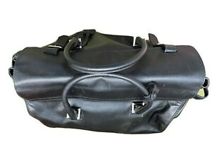 cole haan saffiano leather duffle
