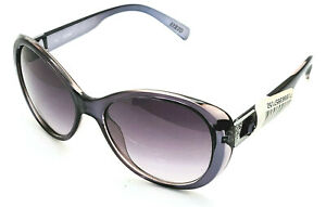 GUESS GU7313 BL-35 No Lenses Purple Cat Eyes Oversized Sunglasses