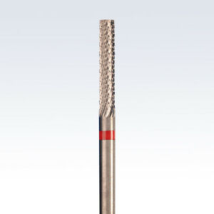 Tungsten Carbide Cutter/Burr 302502 With with fine criss-cross toothing