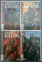 Saint of Killers 1 2 3 4 DC Vertigo Complete Set Series Run Lot 1-4 VF/NM