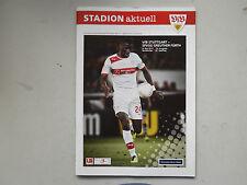 Programm Stadionheft 12/13 VfB Stuttgart SpVgg Fürth Stadion Aktuell 4.5.13