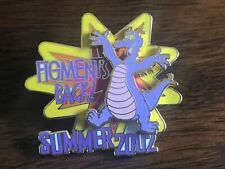 Disney Pin 12314 Wdw - Figment Is Back! - Summer 2002 Le