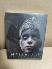 Hellblade: Senua's Sacrifi - Steelbook - Custom - Neu/new - NO GAME - kein Spiel