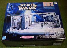 Star wars episode i micro machines action fleet podracer hanger