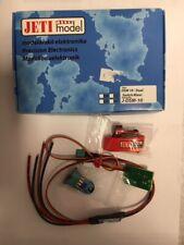 Jeti DSM10 - Dual switch Mixer