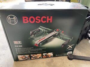 BOSCH PLS 300 Sägestation original Bosch, Neu, nur Karton Geöffnet