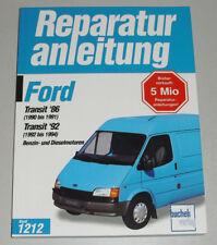 Manuale Riparazione Ford Transit Benzina + Diesel, gli Anni 1990 - 1994