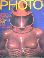 magazine PHOTO 141 SYLVIA KRISTEL IONESCO NICARAGUA SUSAN MEISELAS LEIDMANN 1979