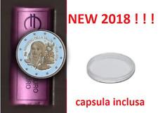 2 EURO COMMEMORATIVI 2018 ITALIA 60' ANNIVERSARIO MINISTERO SALUTE -italie italy