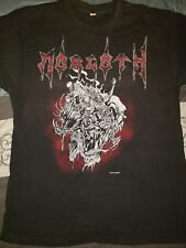 Morgoth tour shirt vintage OG metal death
