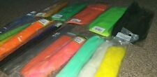 Fly Tying Bundle Of Synthetic Hair And Fibre, H2o, Funky Fly Tying Job Lot