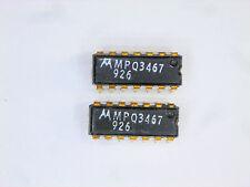 """MPQ3467 """"Original"""" Motorola Transistor array 2 pcs"""