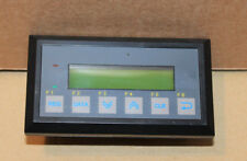 NT2S-SF123B-EV1 -  LCD DISPLAY PANEL  OMRON 2X16 HMI PLC AUTOMATION